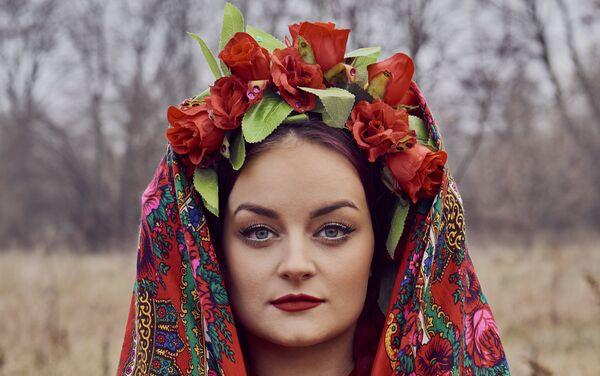 Członkini zespołu TULIA Patrycja Nowicka - Sputnik Polska