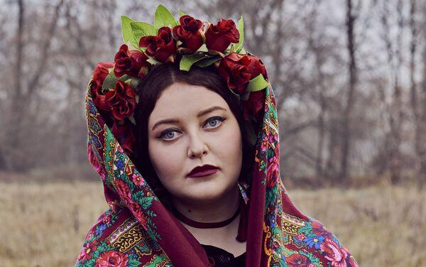 Członkini zespołu TULIA Tulia Biczak - Sputnik Polska