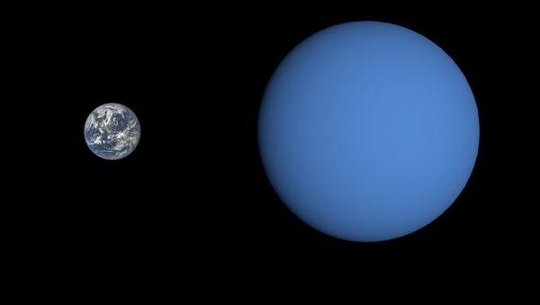 Gliese 3470 b i Ziemia - Sputnik Polska