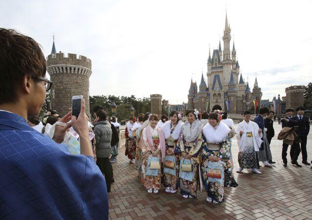Disneyland w Tokio