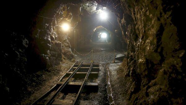 Tunel w pobliżu Walbrzycha - Sputnik Polska