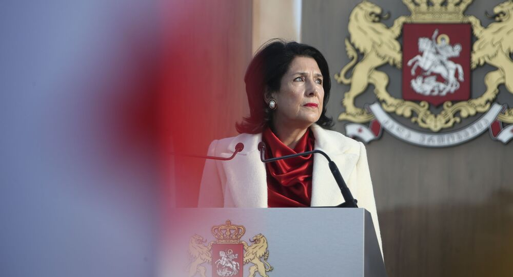 Salome Zurabiszwili