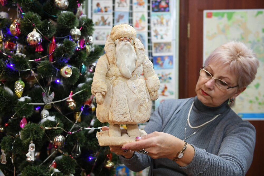 Wystawa ozdób świątecznych w Tule