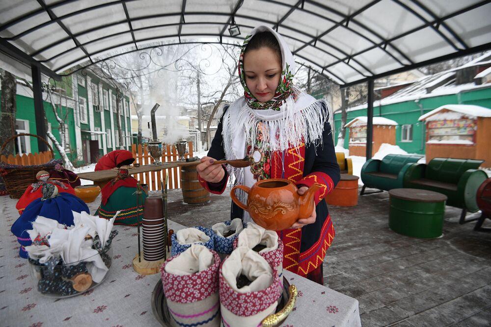 Przygotowania do świąt w Tule