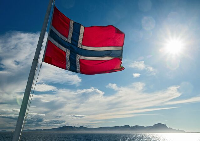 Flaga Norwegii