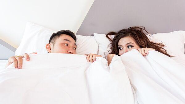 Para w łóżku - Sputnik Polska