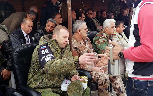 Syria: kiedyś w szeregach terrorystów, dziś w armii rządowej - Sputnik Polska