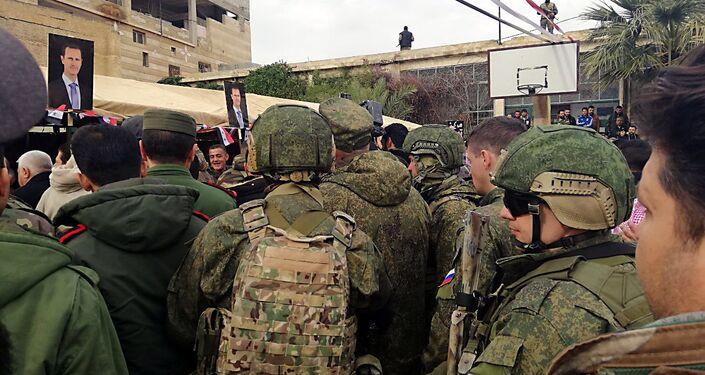 Syria: kiedyś w szeregach terrorystów, dziś w armii rządowej