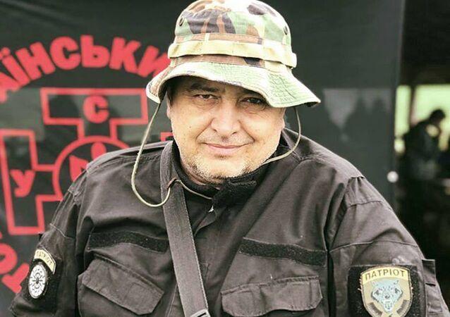 Były szef Prawego Sektora obwodu lwowskiego Igor Kocuruba