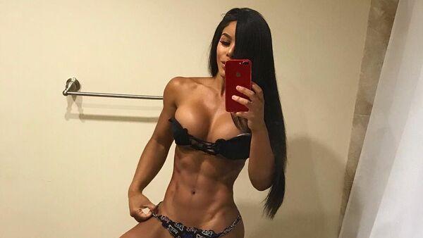 26-letnia modelka Yarishna Ayala z Puerto Rico - Sputnik Polska