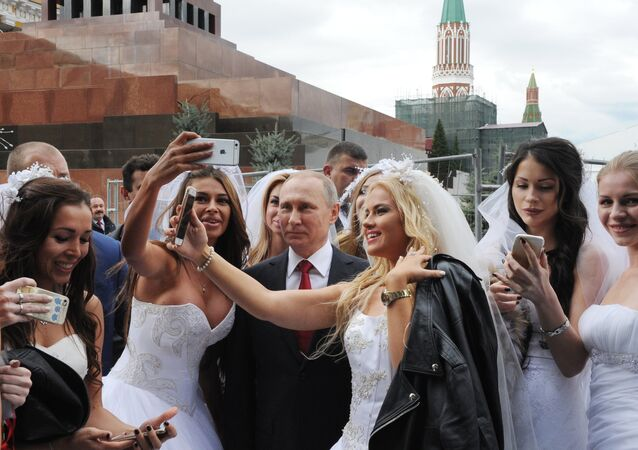 Life: Kiedy się Pan ożeni? - Konfererncja prasowa Władimira Putina 20 grudnia 2018