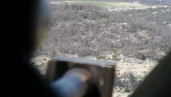Syryjska armia odparła atak terrorystów na północy kraju  - Sputnik Polska