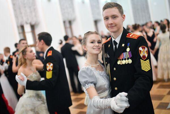 Noworoczny Bal Kadetów 2018 - Sputnik Polska