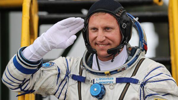 Kosmonauta Roskosmosu Siergiej Prokopjew - Sputnik Polska