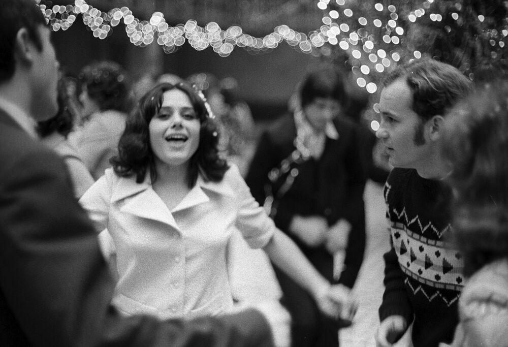 Noworoczny bal, 1974 rok