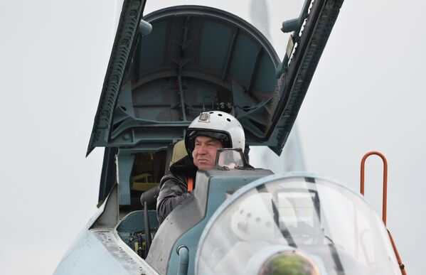 Myśliwce Su-30M2 - Sputnik Polska