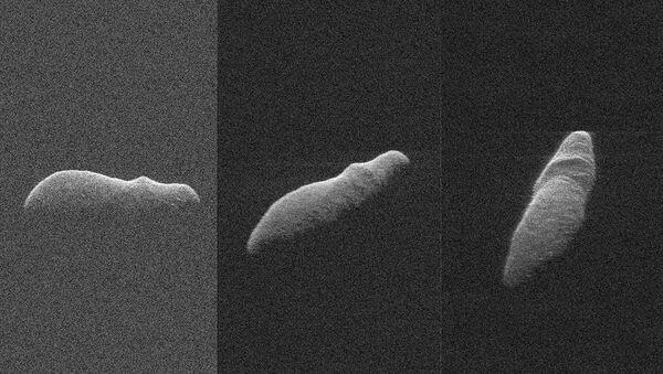 Asteroida 2003 SD220 - Sputnik Polska