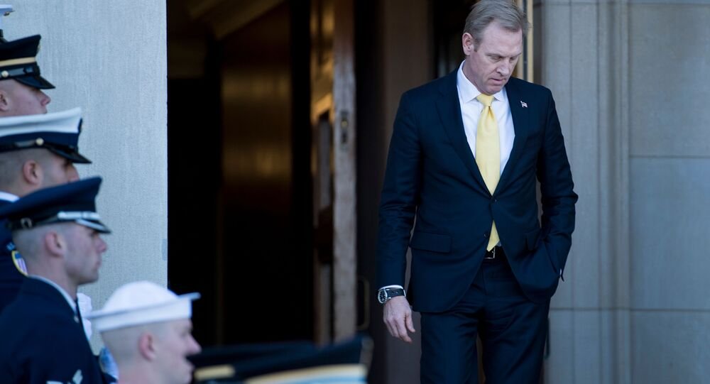 Nowy sekretarz obrony USA Patrick Shanahan