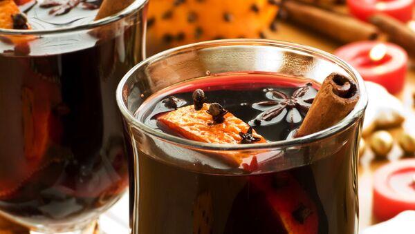Grzane wino - Sputnik Polska