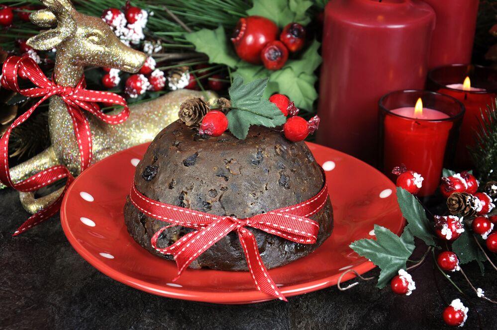 Christmas pudding – tradycyjne angielskie danie bożonarodzeniowe