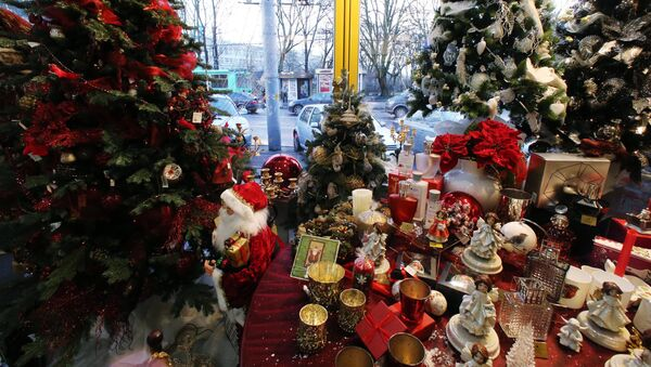 Święta Bożego Narodzenia - Sputnik Polska
