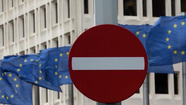 Rosyjska czarna lista osób z krajów UE objętych zakazem wjazdu do FR - Sputnik Polska