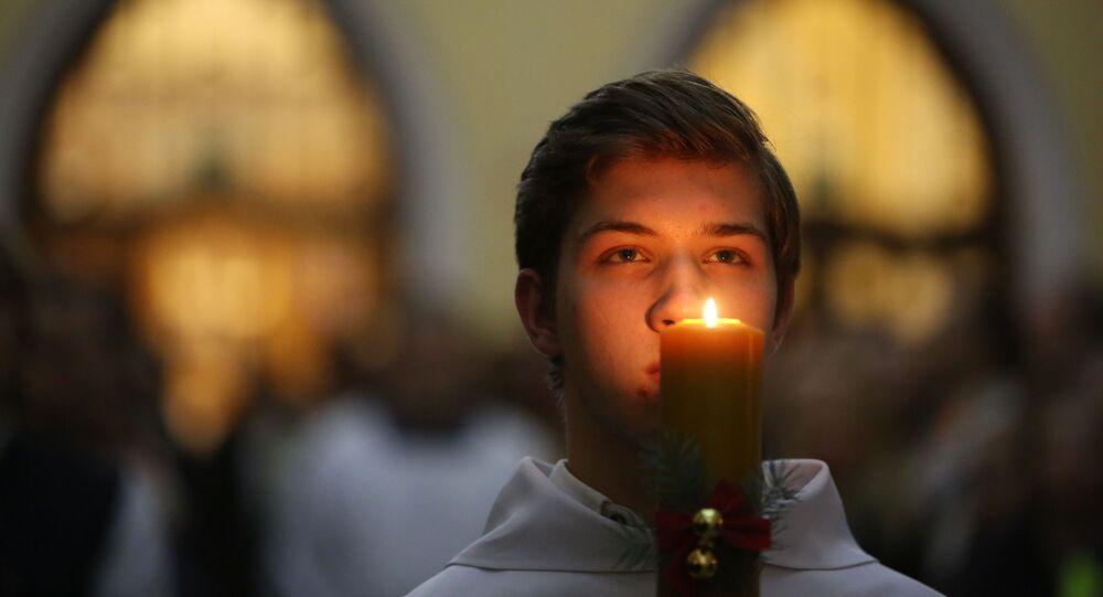Msza święta