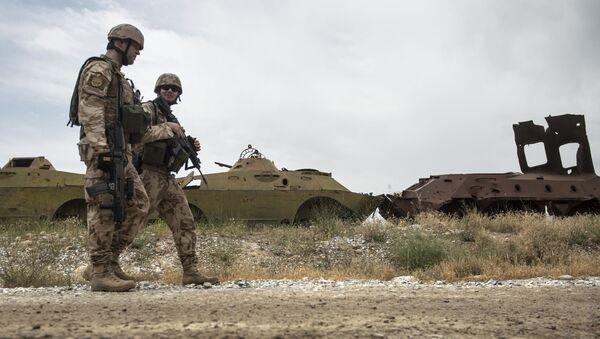 Czescy żołnierze w Afganistanie - Sputnik Polska