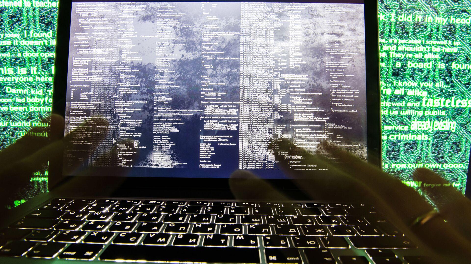 Globalny atak wirusa szantażysty poraził systemy IT firm w kilku państwach świata - Sputnik Polska, 1920, 25.07.2021
