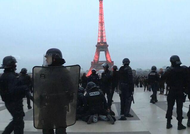 Nowe protesty we Francji