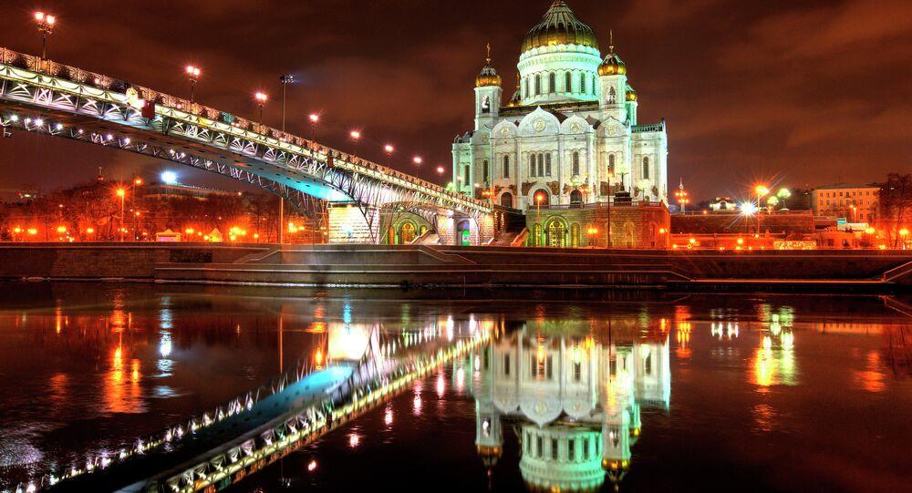 Sobór Chrystusa Zbawiciela w Moskwie