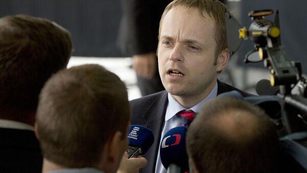 Wiceminister spraw zagranicznych Czech Jakub Kulhanek - Sputnik Polska