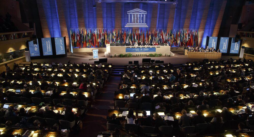 Posiedzenie państw członkowskich UNESCO w Paryżu