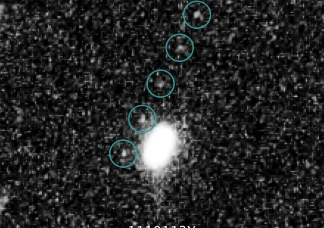 Planetoida  2014 MU69 Ultima Thule