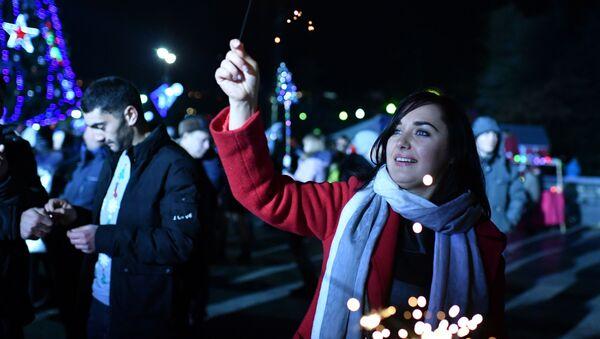 Noc Sylwestrowa w Jałcie - Sputnik Polska
