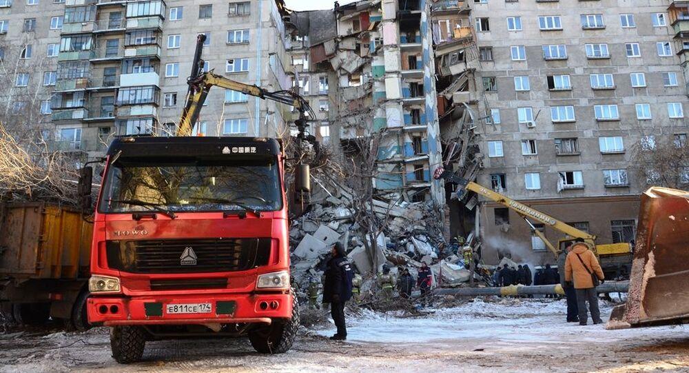 Tragedia w Magnitogorsku