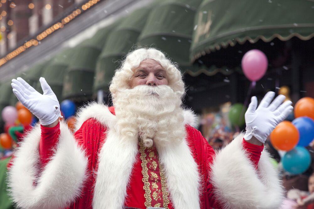 Father Christmas – brytyjski Święty Mikołaj