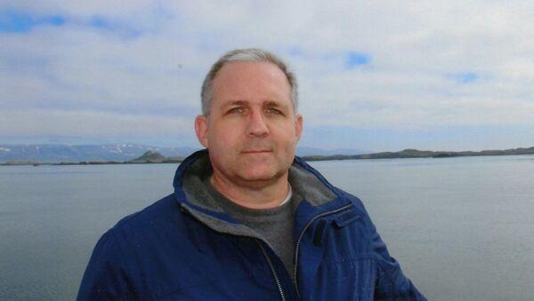 Obywatel USA Paul Whelan, zatrzymany w Rosji pod zarzutem szpiegostwa - Sputnik Polska