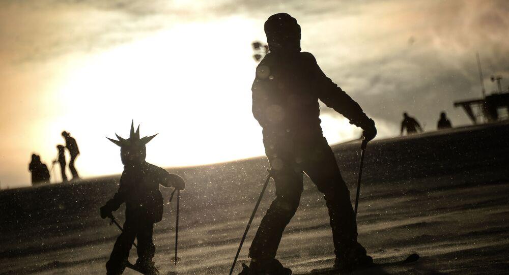 Ośrodek narciarski Soroczany pod Moskwą