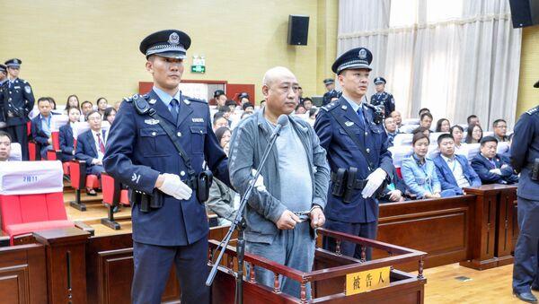 Gao Chengyong w sądzie - Sputnik Polska