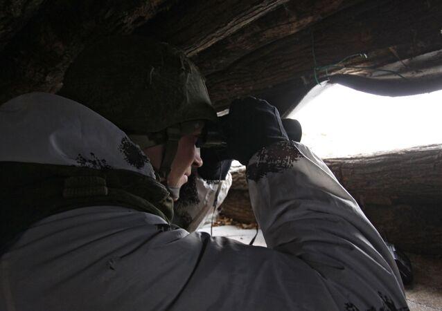 Od 29 grudnia w Donbasie obowiązuje rozejm noworoczny