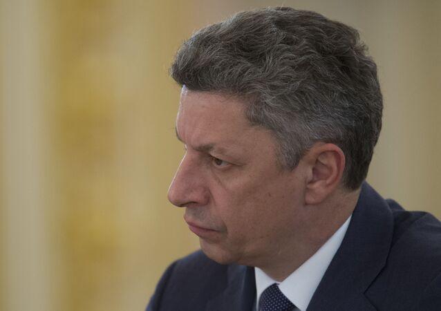 Jurij Bojko, lider Platformy Opozycyjnej na Recz Życia