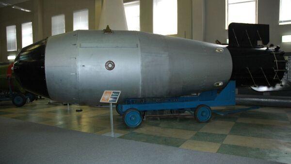 Makieta Car-bomby - Sputnik Polska