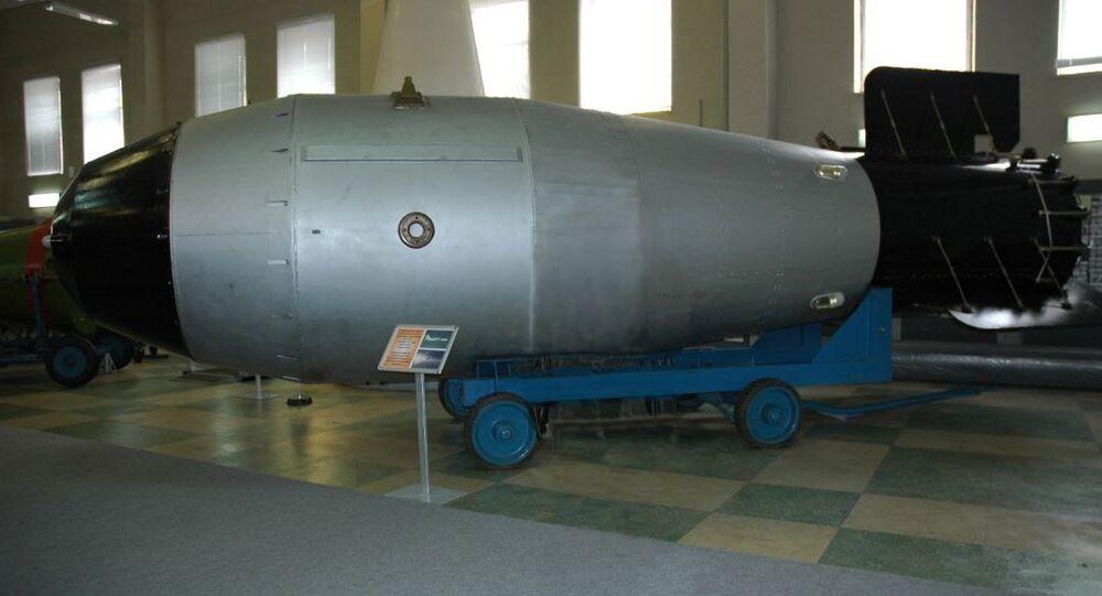 Makieta Car-bomby
