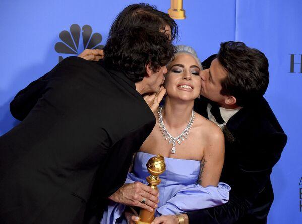Lady Gaga - najlepsza aktorka w filmie dramatycznym - Sputnik Polska