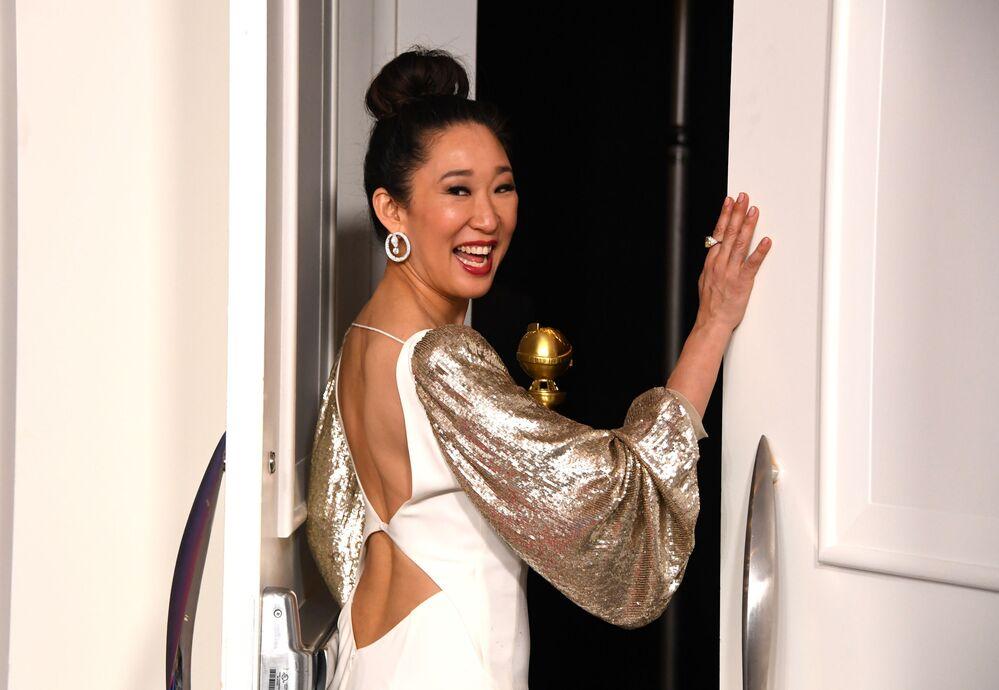 Sandra Oh - najlepsza aktorka w serialu dramatycznym