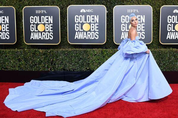 Najlepsza aktorka w filmie dramatycznym Lady Gaga - Sputnik Polska