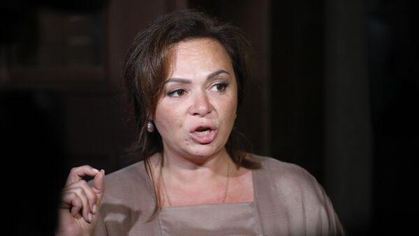Prawniczka Natalia Wieselnickaja - Sputnik Polska