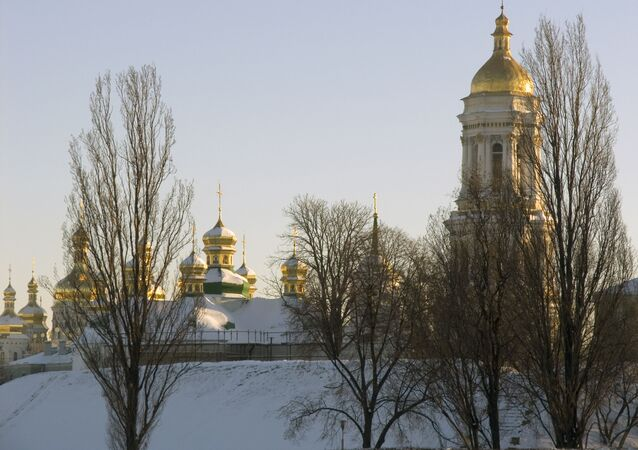 Cerkiew Zbawiciela na Berestowie, Ukraina