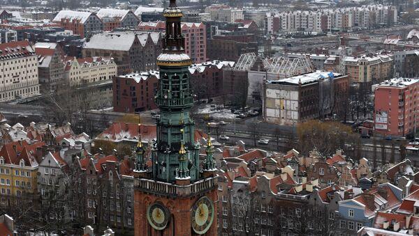 Gdańsk zimą - Sputnik Polska